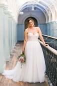 together alone PF361 photographer B with tulle overskirt landscape 1